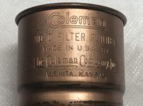 コールマン銅製ファンネル