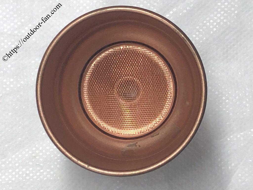 銅製ファンネル