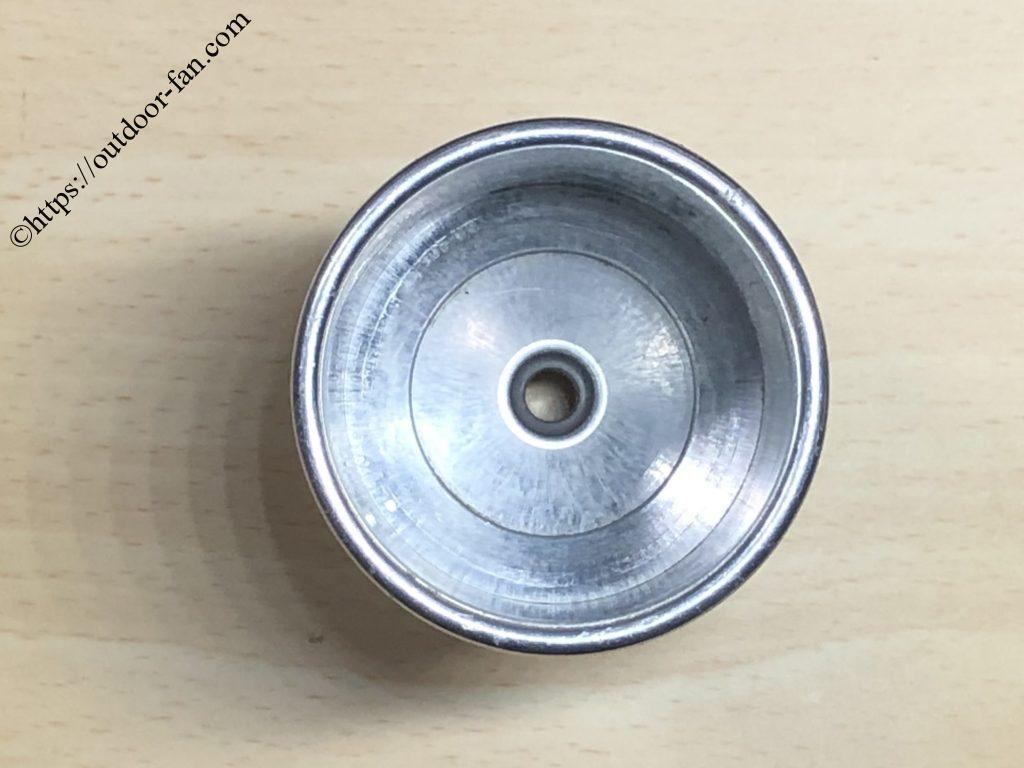 コールマンNo.0ファンネル
