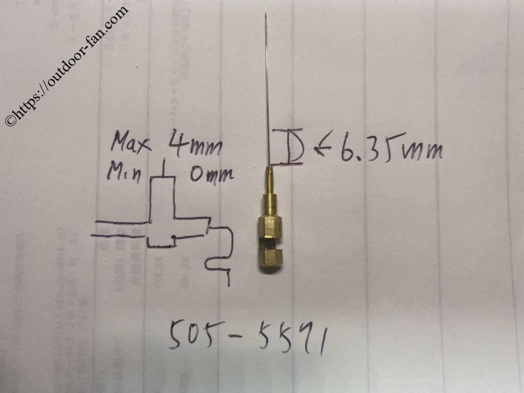 部品の設計図